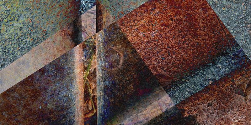 Gemälde in Rost – Serie 2