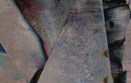 Gemälde in Rost – Bild 2.3