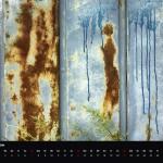 10 - Kalender 2018 RostArt RegenSchirm